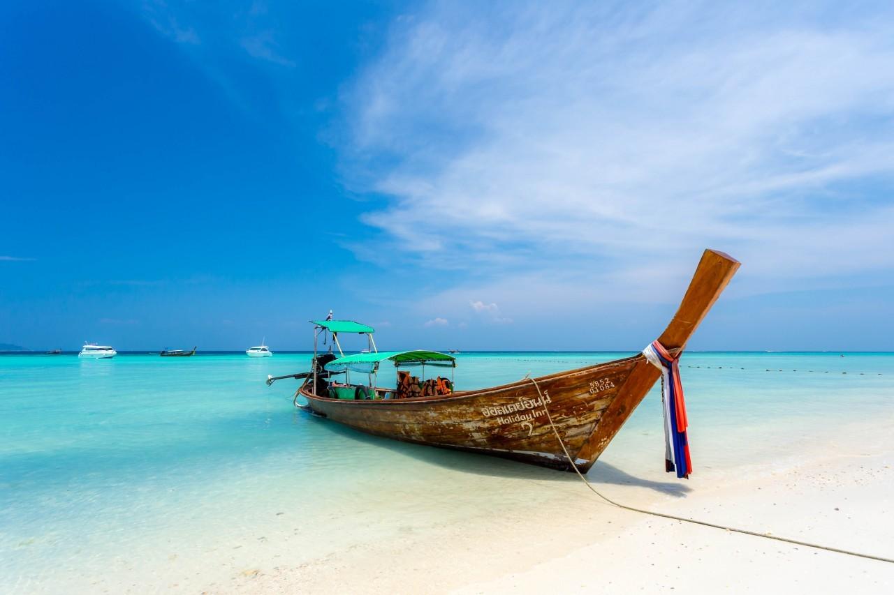 Découvrir Koh Phi Phi