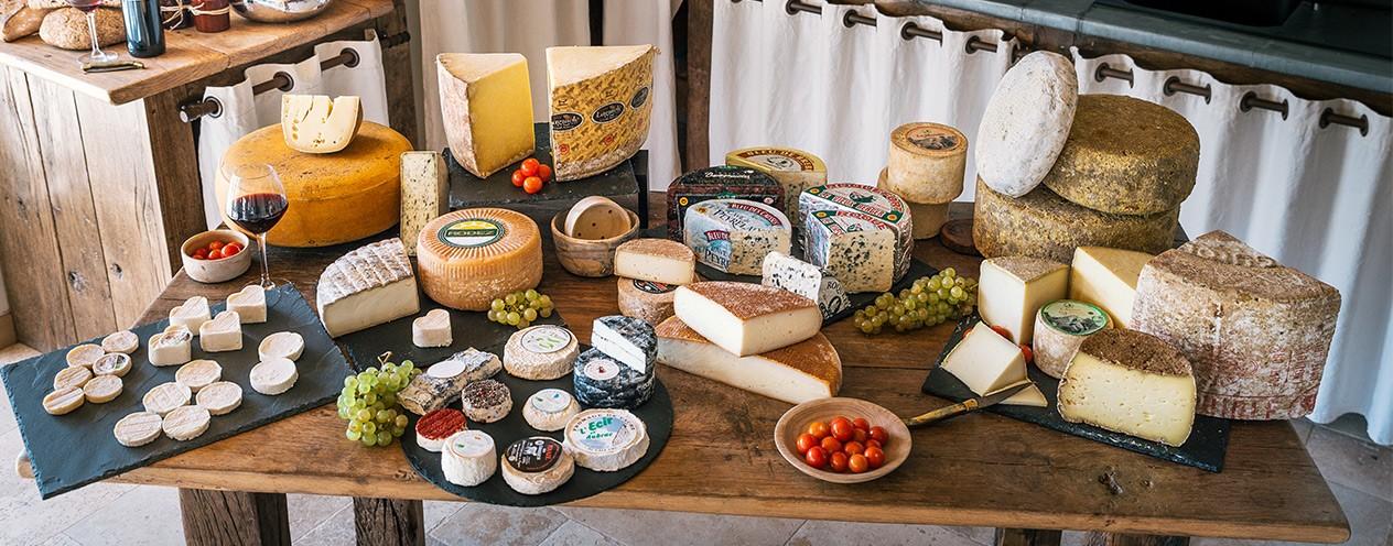 Le fromage, une histoire d'#enFranceaussi
