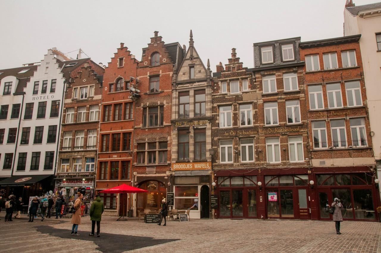 48h à Anvers