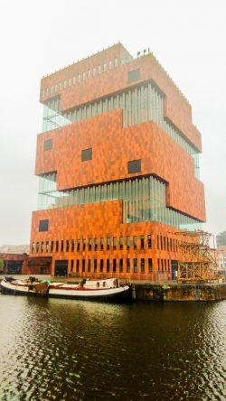 Le Mas à Anvers
