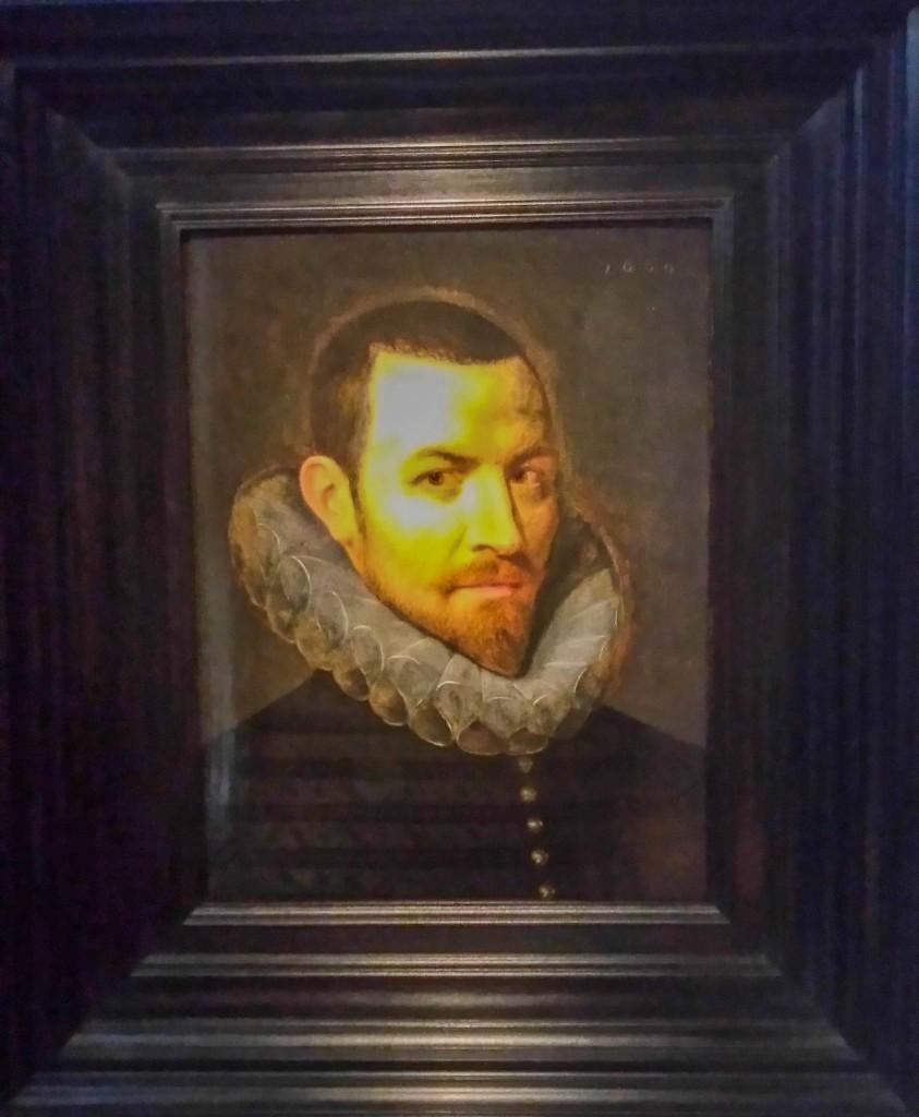 Dans la maison de Rubens à Anvers