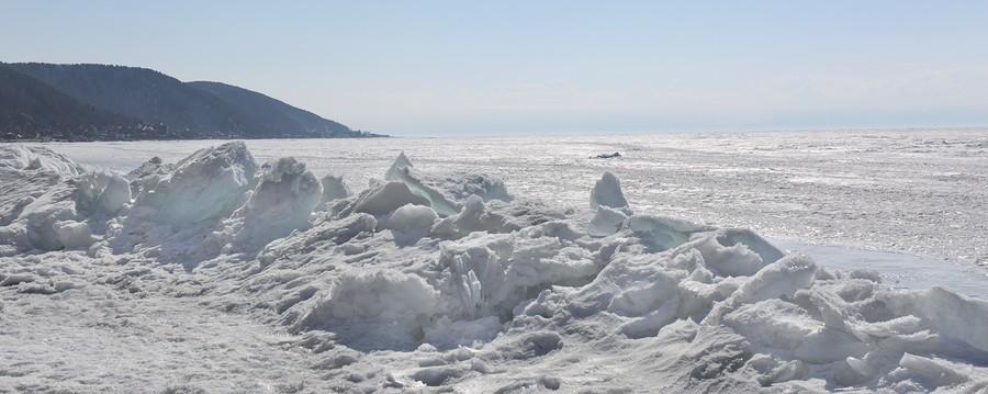 Imaginez un froid glacial