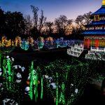 Le 1er festival des lanternes à Gaillac