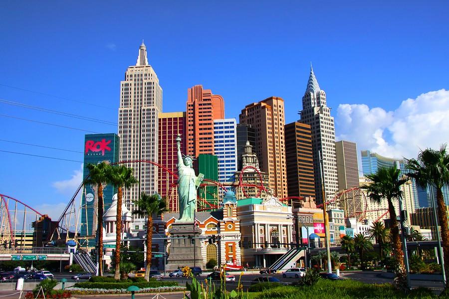 Hôtel Casino New York New York à Las Vegas