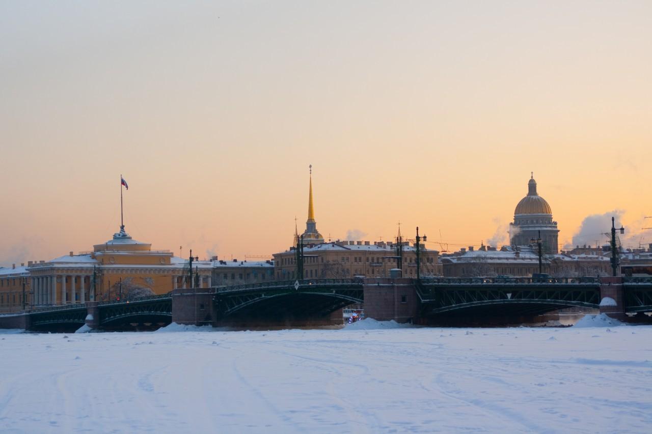 Quoi voir à Saint Petersbourg ?