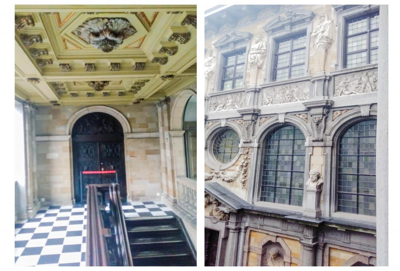 On est allé chez Rubens à Anvers