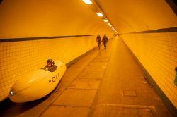 Dans le Tunnel d'Anvers