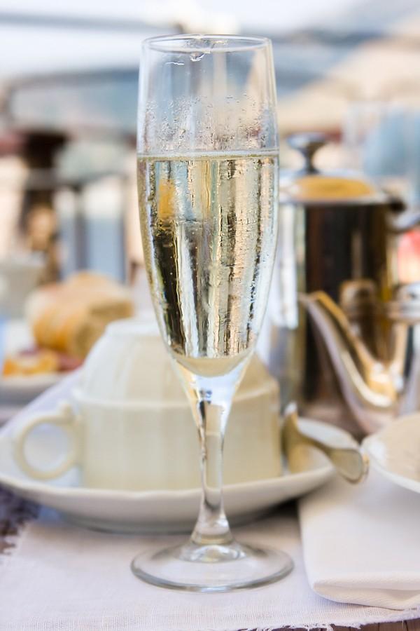 Brunch champagne à Las Vegas