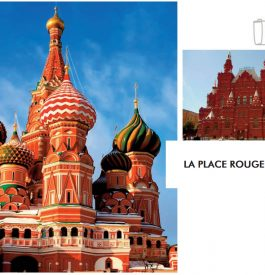 La Russie, un pays dont j'ai rêvé enfant !