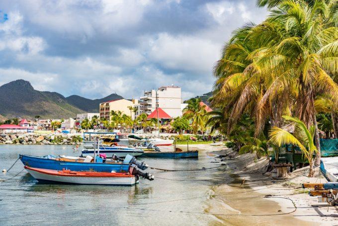 Saint Martin île de rêve paradisiaque