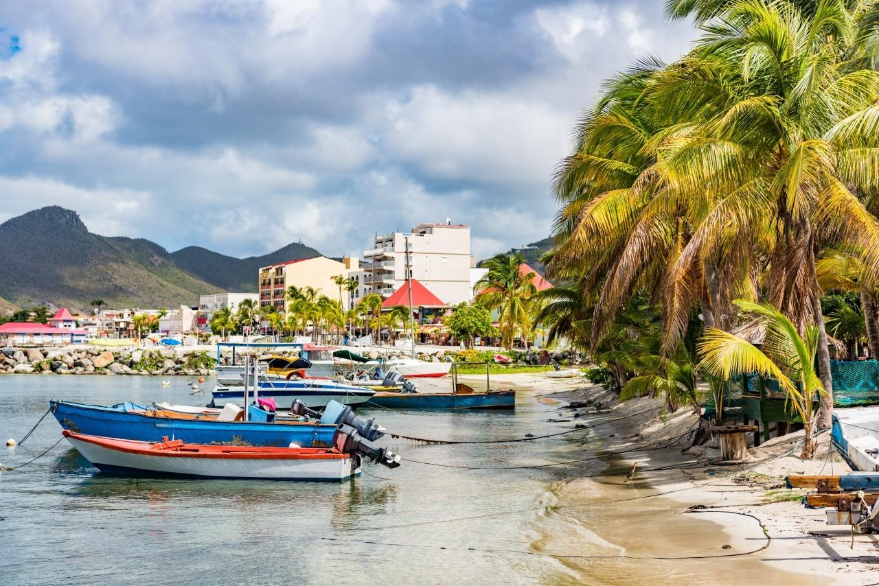 Saint Martin île paradisiaque en devenir