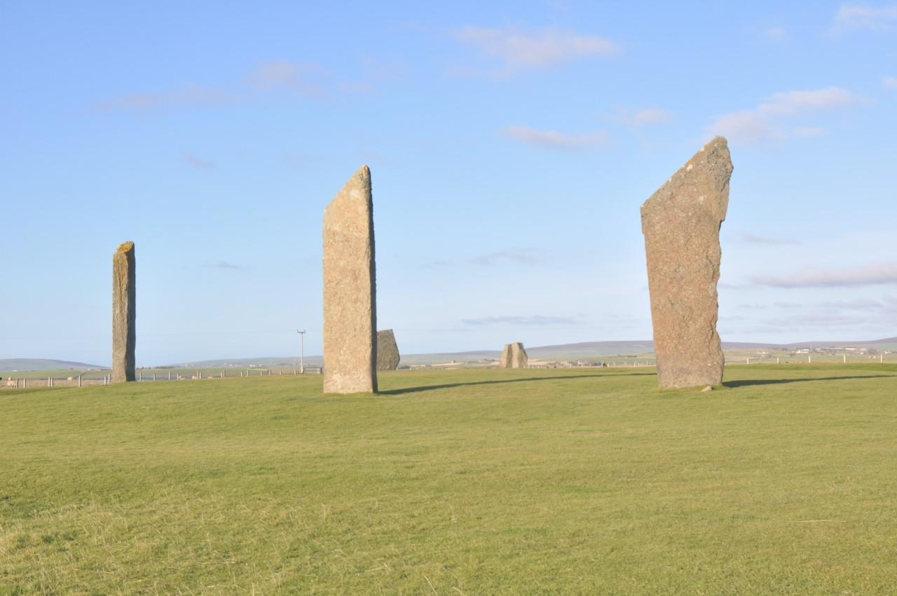 Au Ring of Brogar en Ecosse sur les traces des Vikings