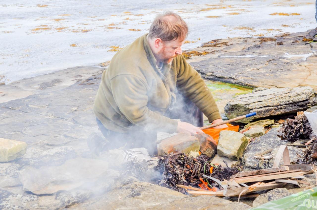 MalcomHandoll, guide sensoriel en Écosse, vous fait découvrir son île
