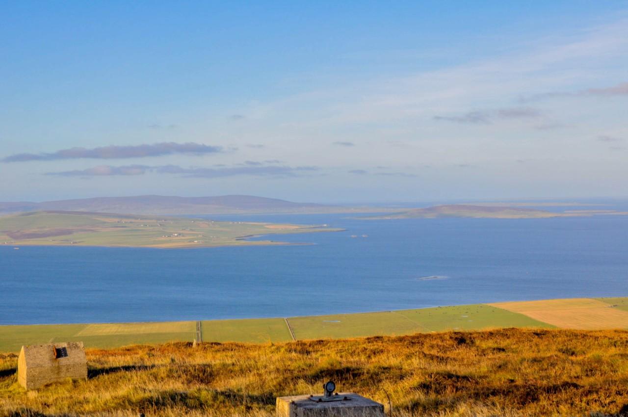 Orkney en Ecosse