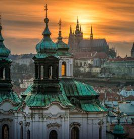 Avoir l'heure à Prague