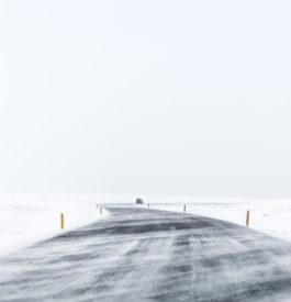 Trouver les fjords de l'Islande