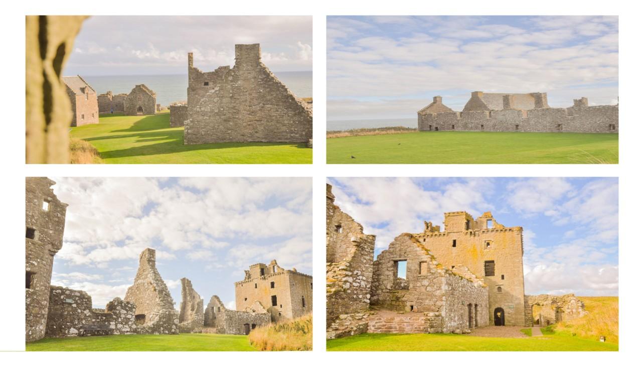 Au Dunnotar Castle
