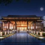 L'hôtel qui face à la grande Muraille de Chine