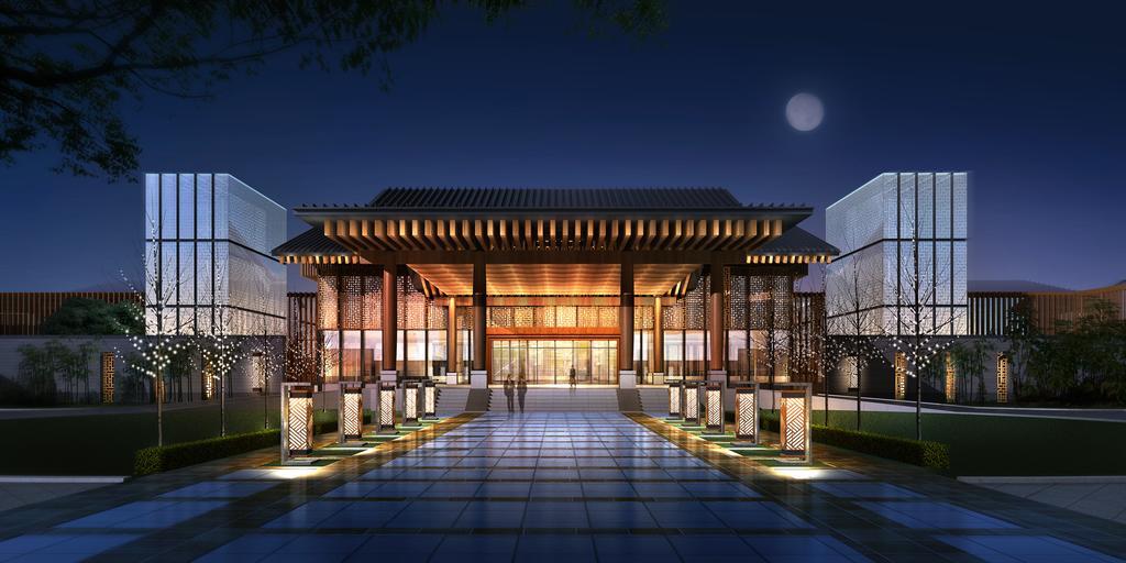Découvrir l'hôtel qui face à la grande Muraille de Chine