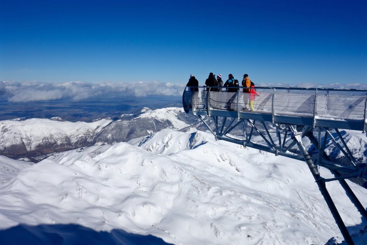 Le Pic du Midi s'annonce encore plus vertigineux !
