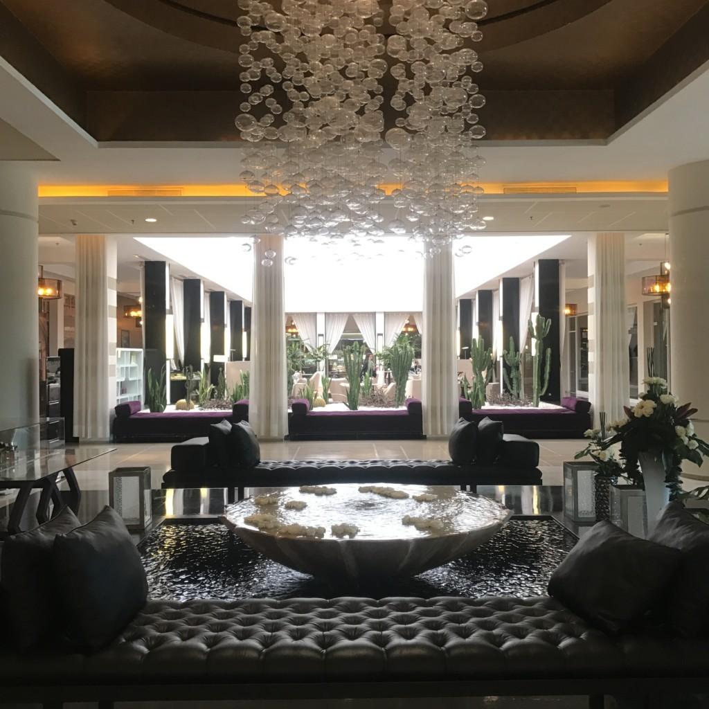 Elodie Pagès vous emmène au Sofitel Jardin des Roses Rabat