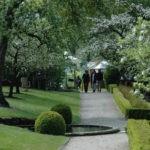 Fête des Plantes aux jardins d'Aywiers, en Belgique