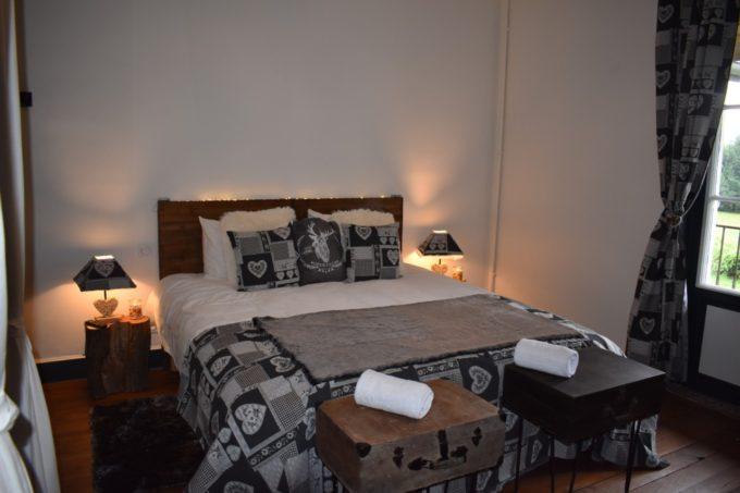 Une autre chambre du Baccara Lodge