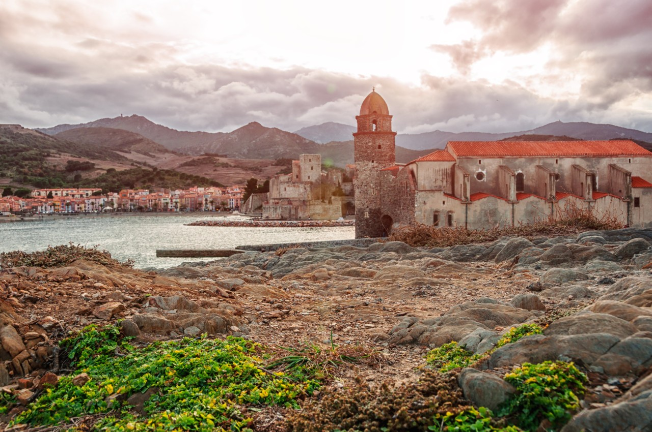 Visiter Collioure DR : Tacphoto