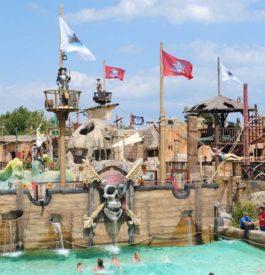 Notre avis sur l'hôtel Cap Pirate au Cap d'Agde