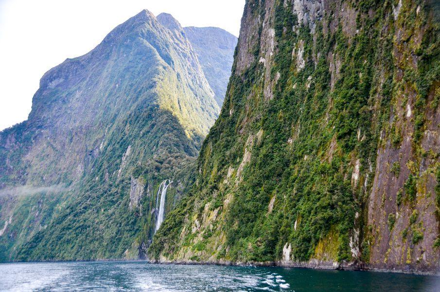 Milford-Sound en Nouvelle Zélande