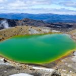 préparer un voyage en Nouvelle Zélande dans le Parc national du Tongariro en Nouvelle Zélande