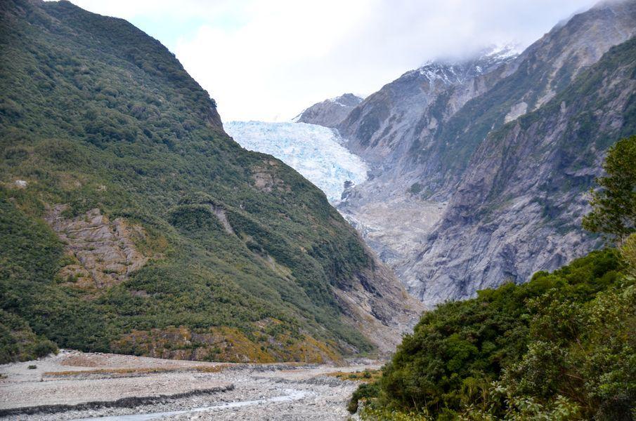 Fox et Franz Josef Glacier en Nouvelle Zélande