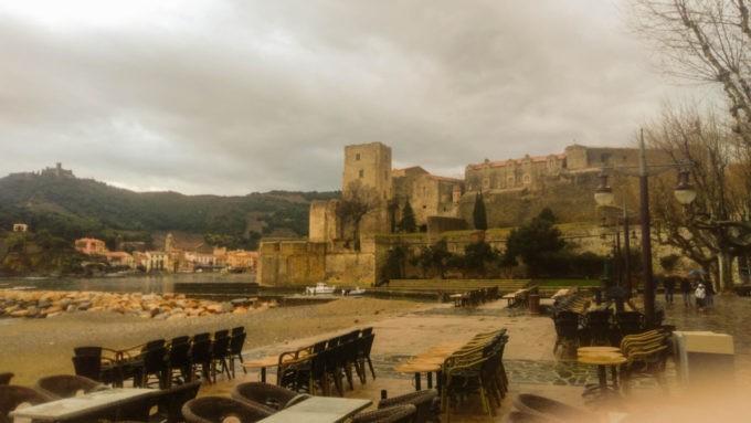 Au château de Collioure