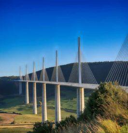 Contempler les paysages de l'Aveyron