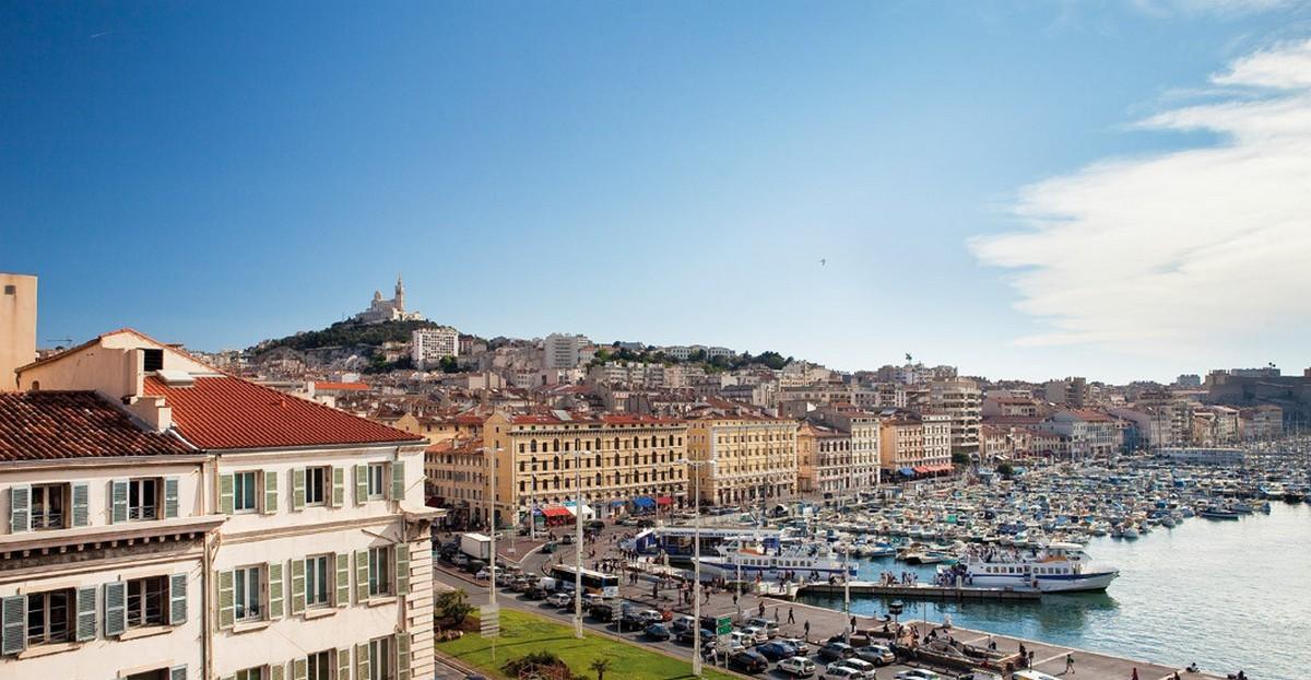 hôtel Oceania Marseille
