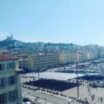 L'hôtel Oceania à Marseille