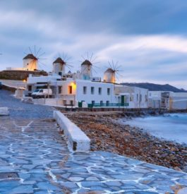 Mykonos, une autre perle des Cyclades