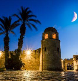 Sousse en Tunisie