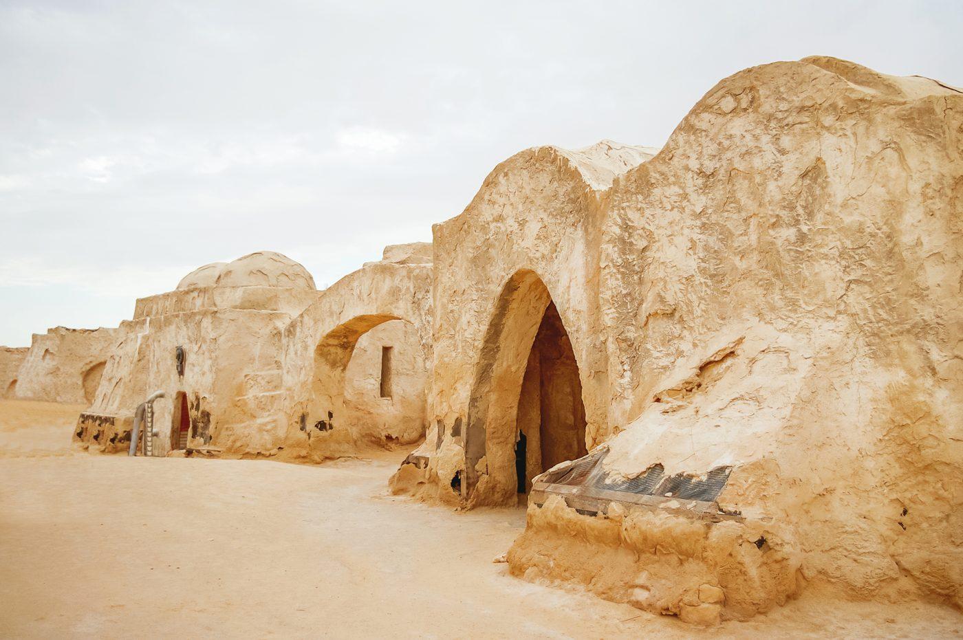 Le village de Tataouine