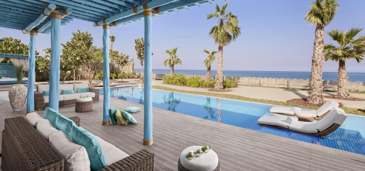 Banana Island, l'île paradisiaque du Qatar