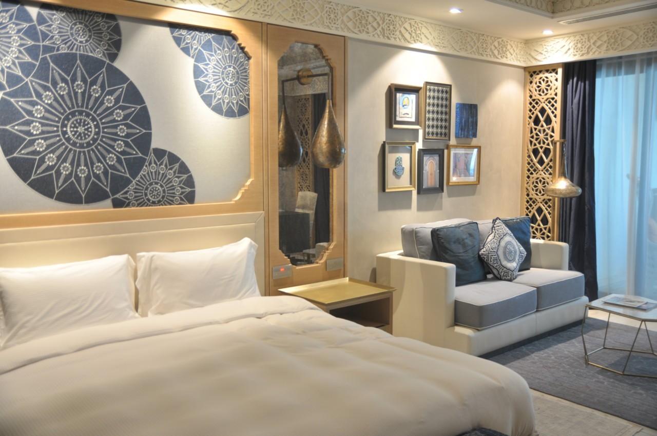 Chambre d'un resort thaïlandais