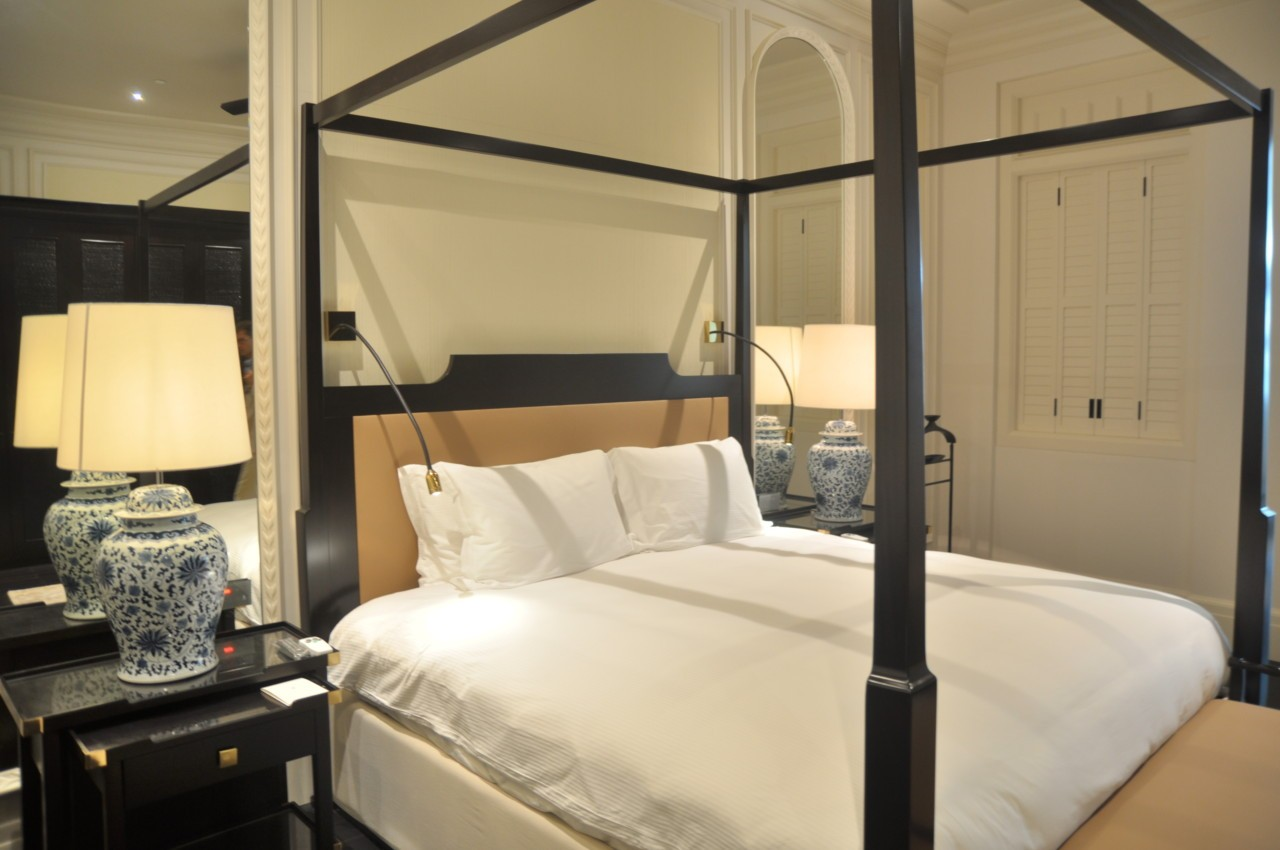 Chambre modèle copie conforme du Ritz