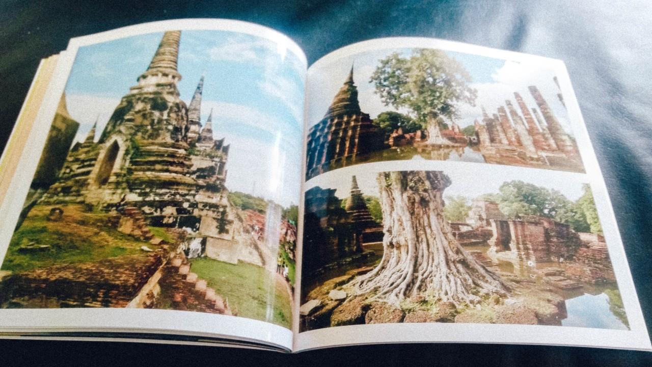 Le livre photos souvenir Cewe
