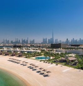 Se rendre au Bulgari Resort à Dubaï