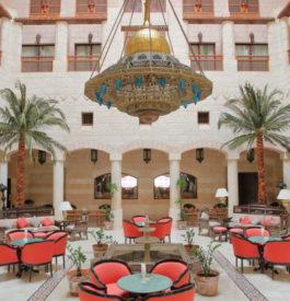 Le Mövenpick Resort Petra pour séjourner à Pétra !