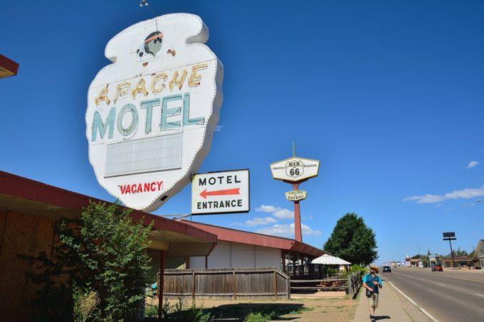 Dormir dans un motel aux Etats-Unis