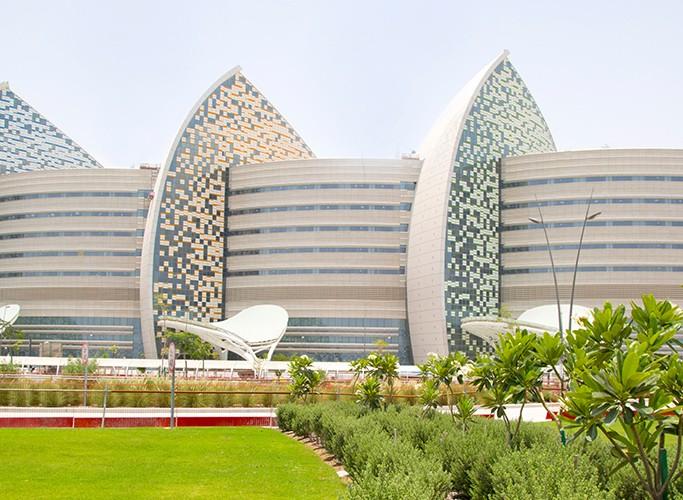 Sidra Medecine à Doha au Qatar