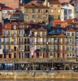 Rejoindre Porto en famille