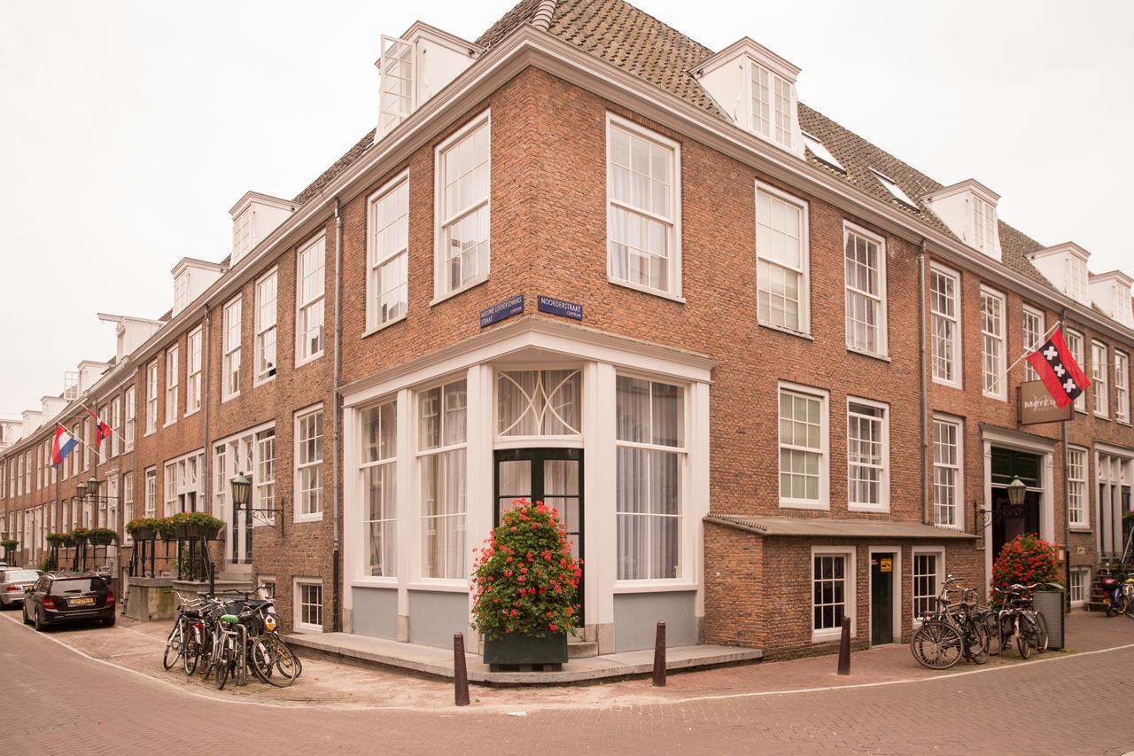 L'hôtel Mercure Grand Central à Amsterdam