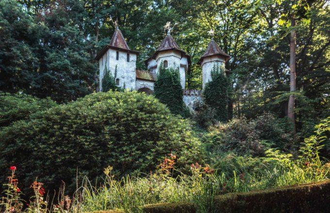 Chateau hanté à Efteling Park